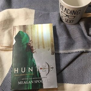 """Hunted"" by Meagan Spooner"